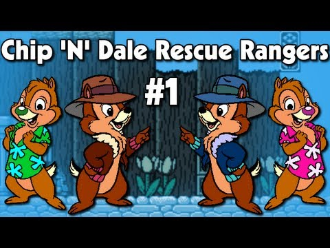 Let's Race: Chip 'N Dale Rescue Rangers - Ep. 1 The Fellowship of the Box