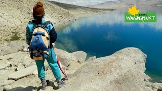 [Lingty Valley Expedition by Tapan Pandit & Usha Pandit] Video