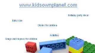 Shapes for Preschoolers and Kindergarten kids
