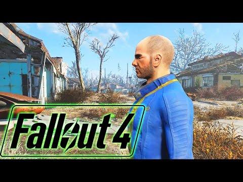 Fallout 4 #1 - El inicio de una gran aventura | Gameplay Español