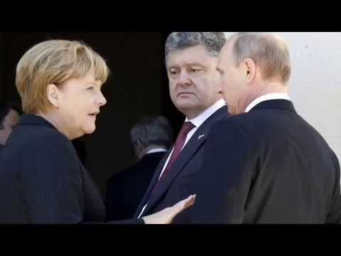 Poroshenko sworn in amid east Ukraine clashes