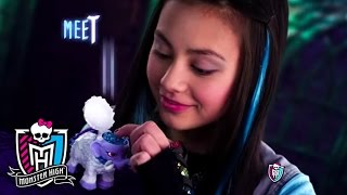 Secret Creepers TV Commercial Monster High