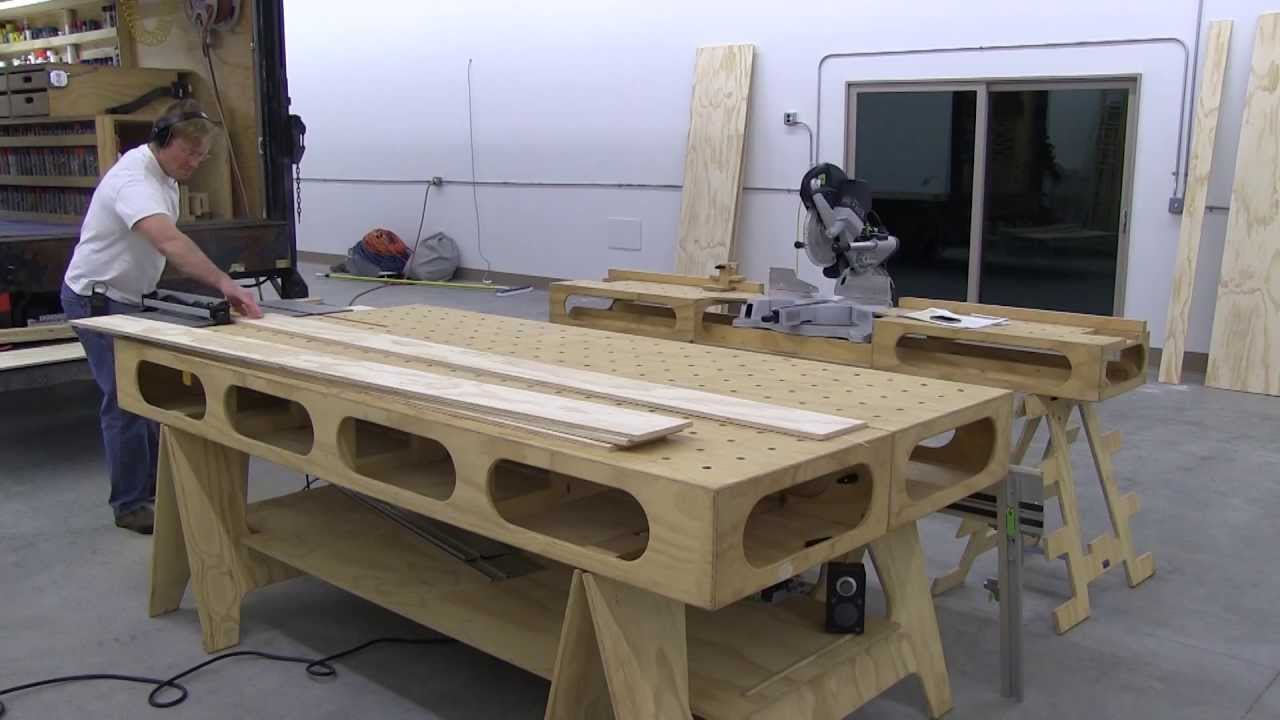 Building The Paulk Workbench Part 1 Getting Started