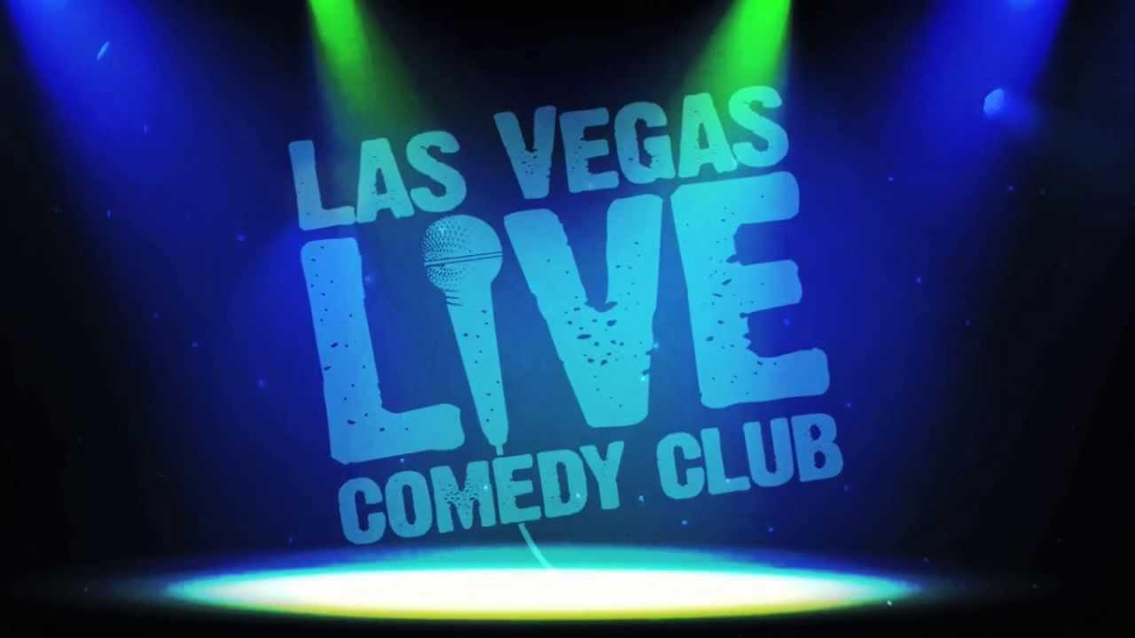 Las Vegas Live Comedy Club - YouTube