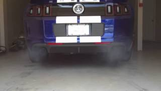 2013 Shelby GT500 With Magnaflow Exhaust Rev