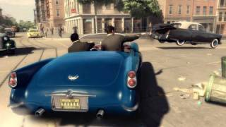 Mafia II trailer 2