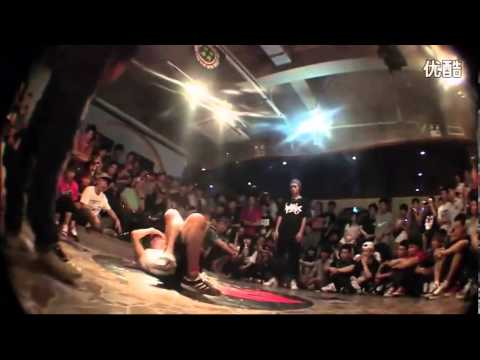 BBOY LIL CHAO fF;OOR GANGZ CHINA TOP 10 SET 2014