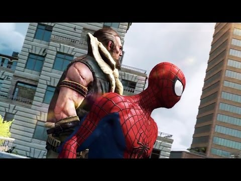 The Amazing Spider-Man 2 The Video Game Trailer (PS4 - Xbox One)