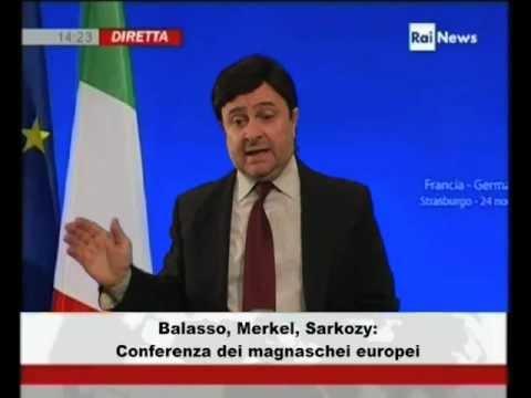 Balasso economista del governo - Guarda il #Video