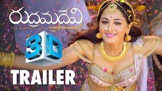 Rudhramadevi Stereoscopic 3D Trailer – Anushka, Allu Arjun, Rana,