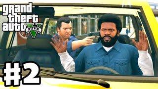Grand Theft Auto 5 Gameplay Walkthrough Part 2