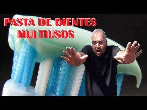 PASTA DE DIENTES MULTIUSOS