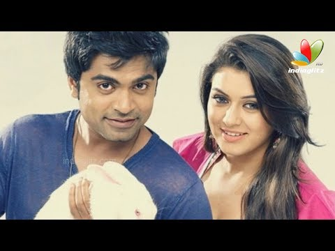 Simbu and Hanshika act together after their break up | Hot cinema news