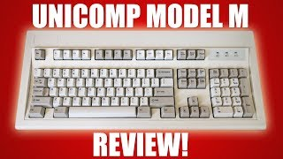 Unicomp Model M Keyboard Review!