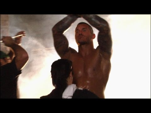 Outside the Ring - What was Randy Orton doing in an abandoned warehouse? - Episode 2