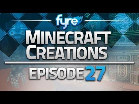 Креатив в Minecraft'е. Скажи Нет коробкам!