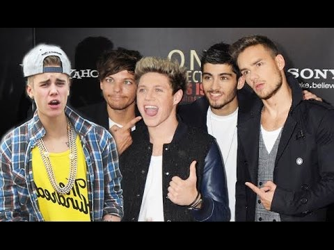 One Direction Disses Justin Bieber Over Selena Gomez