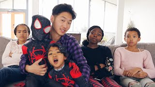 SPEAKING KOREAN TO MY KIDS FOR 24 HRS