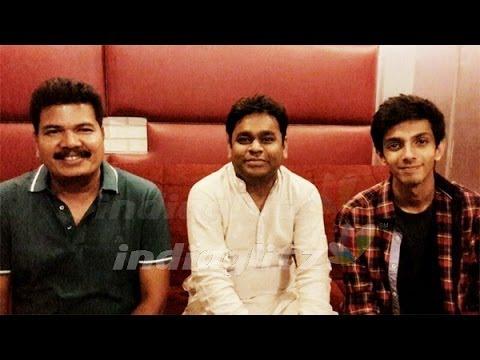 Anirudh renders his voice for A.R. Rahman | AI Tamil Movie, Songs | Hot Cinema News