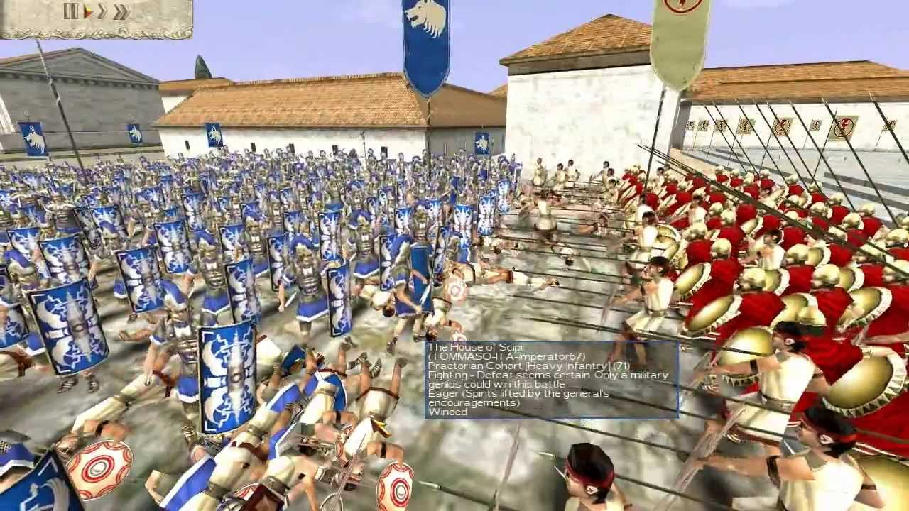 rome total war campaign scipii - photo#33