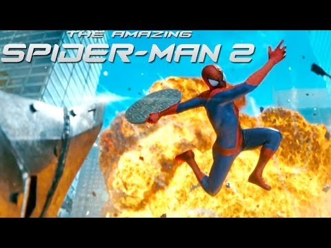 The Amazing Spider-Man 2 Trailer - Review by Chris Stuckmann