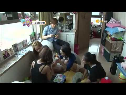 110910 Hello Baby Super Junior LeeTeuk & Sistar EP.02 Part [1/4]