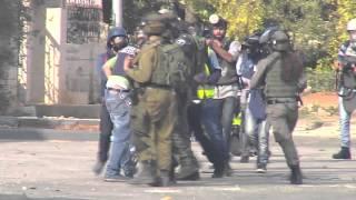 الضابط المجرم في حرس حدود الاحتلال يوسف نصر الدين  ...