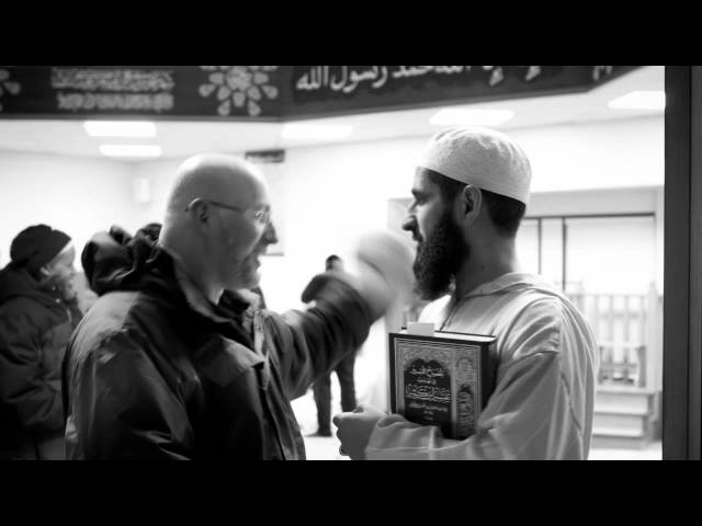 Faces of Fort McMurray - Ali Ahed Jomha, Former Imam