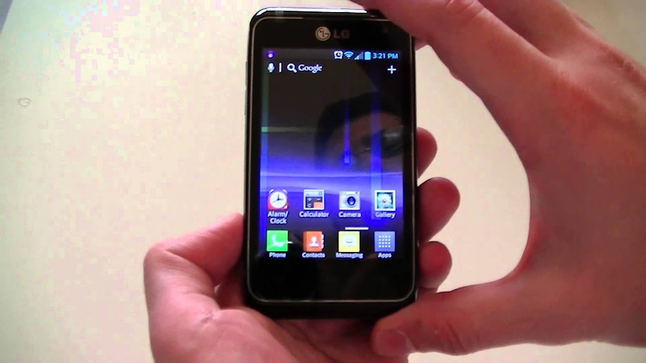 how to take a screenshot on android lg