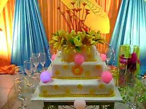 Decoración de fiestas hawaianas de 15 años - Imagui