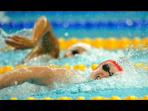 Triathlon: Training for the swim
