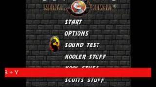Manhas Ultimate Mortal Kombat 3 Umk3