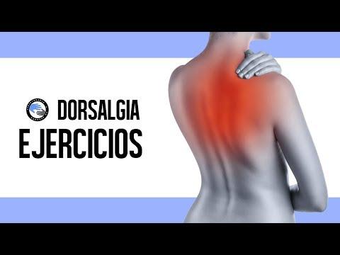 El yoga para sheynogo del departamento de la columna vertebral a protruzii