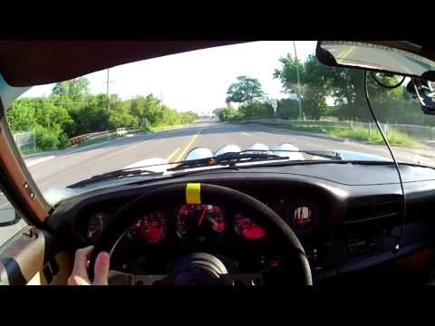 1984 Porsche 911 Carrera - WINDING ROAD POV Test Drive