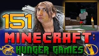 Minecraft hunger games w mitch game 151 a minecraft miracle