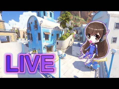 Overwatch Competitive Live