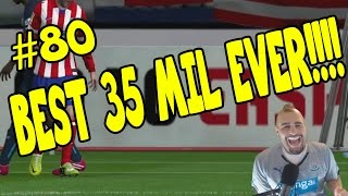 BEST 35 MIL EVER!! FIFA 14 Career Mode #80