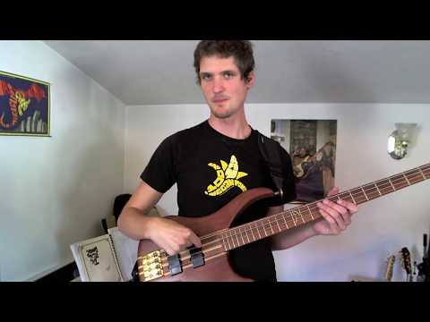 Advanced Bass Lessons: Slap Bass Lesson 1 - Double Thumping