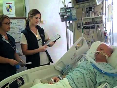 bedside reporting The american association of critical-care nurses' standards for establishing and  sustaining healthy work environments identify skilled.