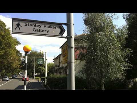 Stanley picker gallery Kingston London