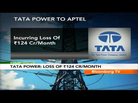 Countdown- Tata Power: Loss Of Rs.124 Cr/Month