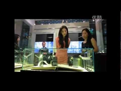 29.09.2011  Longines world premiere of new activities [Liu Yifei]