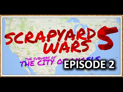 $500 PC TEAM BATTLE - Scrapyard Wars Season 5 - Ep2