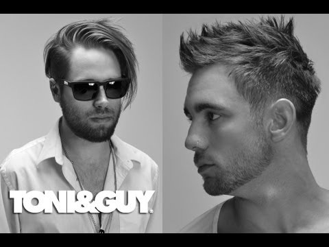 Hairstyles For Guys Youtube : Modern Hairstyles for Men Undercuts 101 - YouTube