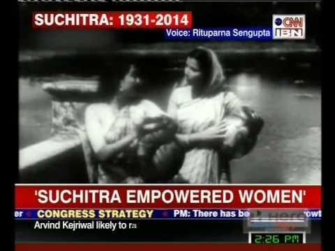 Suchitra Sen: Iconic Indian Bengali actress dies