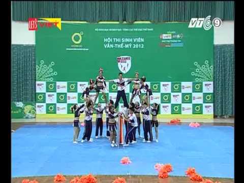 Cheer ĐH Quốc tế vòng chung kết miền Nam