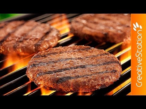 Burger King Grill Picanha - Speed art (#Photoshop) | CreativeStation