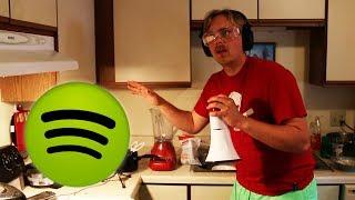Recording A Spotify Ad