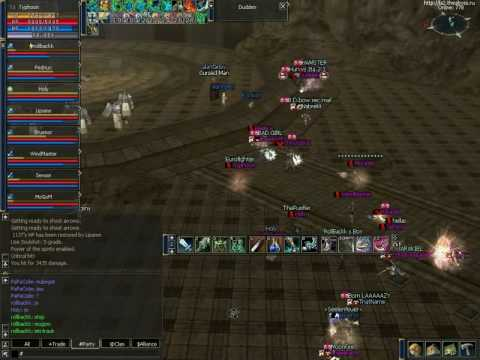 Lineage 2- BlackWidows PvP