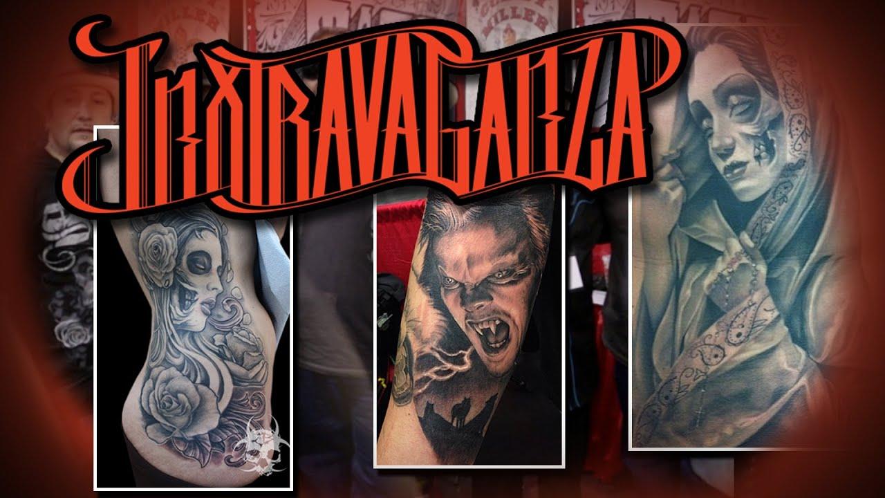 Tattoo convention coverage inxtravaganza anaheim ca 2 for Tattoo shops in anaheim ca